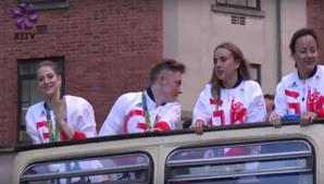 Olympics Parade