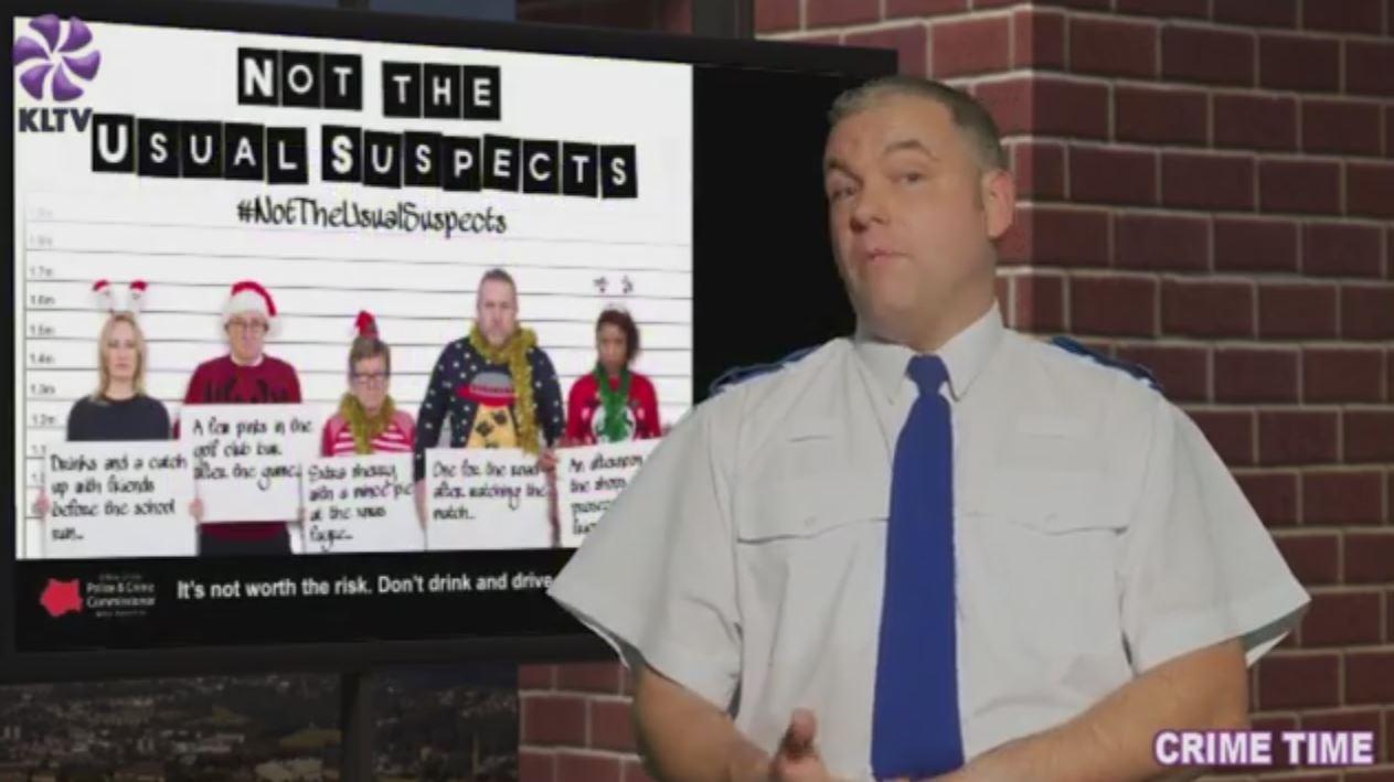 Kirklees Crime Time - Caught on Camera