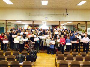 Winners - Safer Communities Fund Round 9