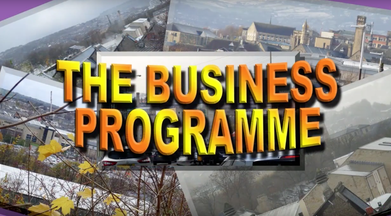 Business Programme Ad