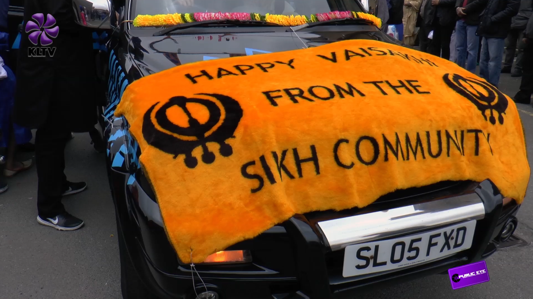 Visakhi Celebration