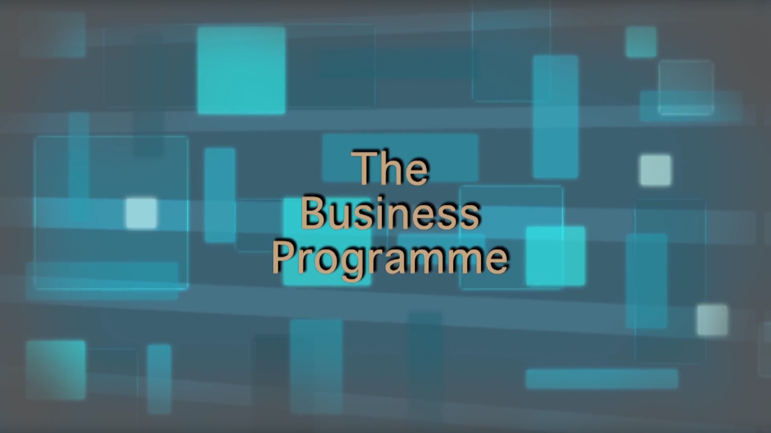 The Business Programme - Chris Henry