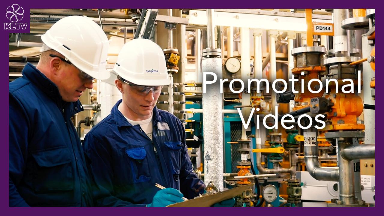 Promo Videos w/ KLTV