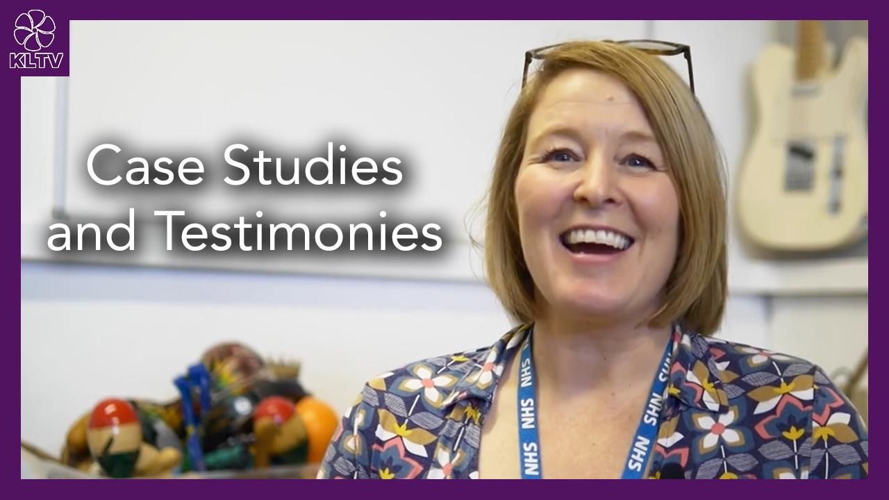 Case Studies & Testimonies w/ KLTV