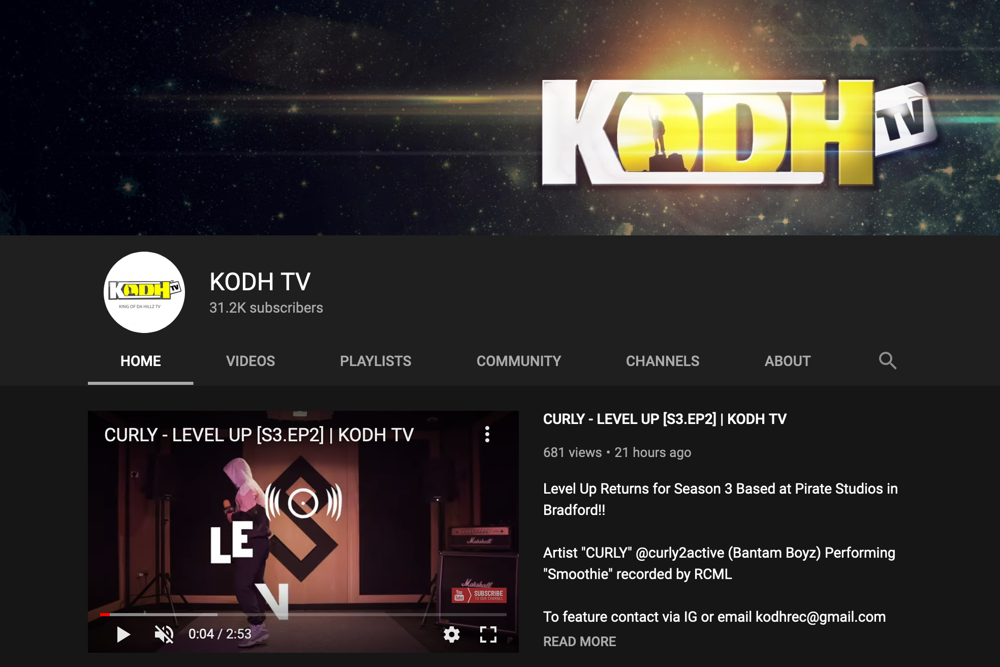 Not just an indie hub - How KODH TV is putting Yorkshire and Northern rap on the map