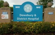 Coronavirus 'Pods' Set Up at Dewsbury Hospital
