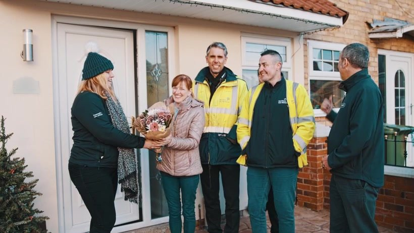 Sponsored Post: A look at the charitable work of 'Northern Gas Networks'