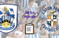 MATCH PREVIEW | Huddersfield Town vs Luton Town