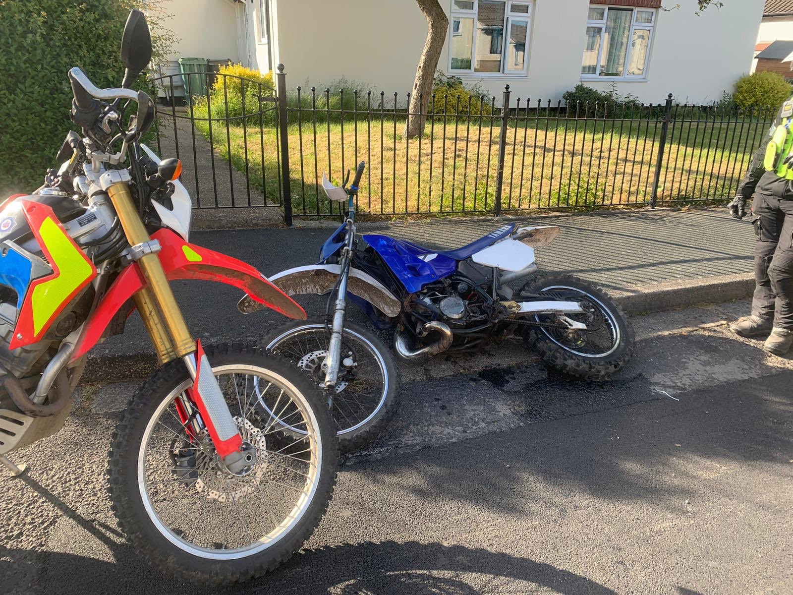 West Yorkshire Police and Kirklees Council Working to Put the Brakes on 'Nuisance Motorbikes'