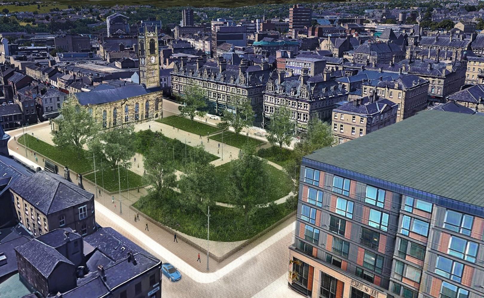 £100million Investment Plan for Huddersfield and Dewsbury Blueprints Gets Green Light