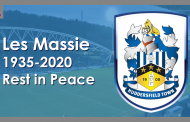 Les Massie, Former Huddersfield Town Striker, Dies Aged 85