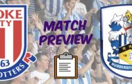 MATCH PREVIEW | Stoke City vs Huddersfield Town