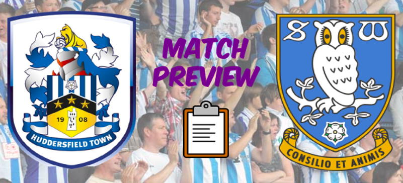 Huddersfield Town v Sheffield Wednesday | Match Preview