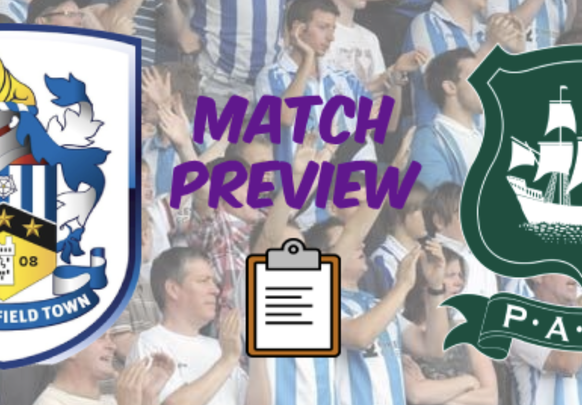 Huddersfield Town v Plymouth Argyle | FA Cup Match Preview