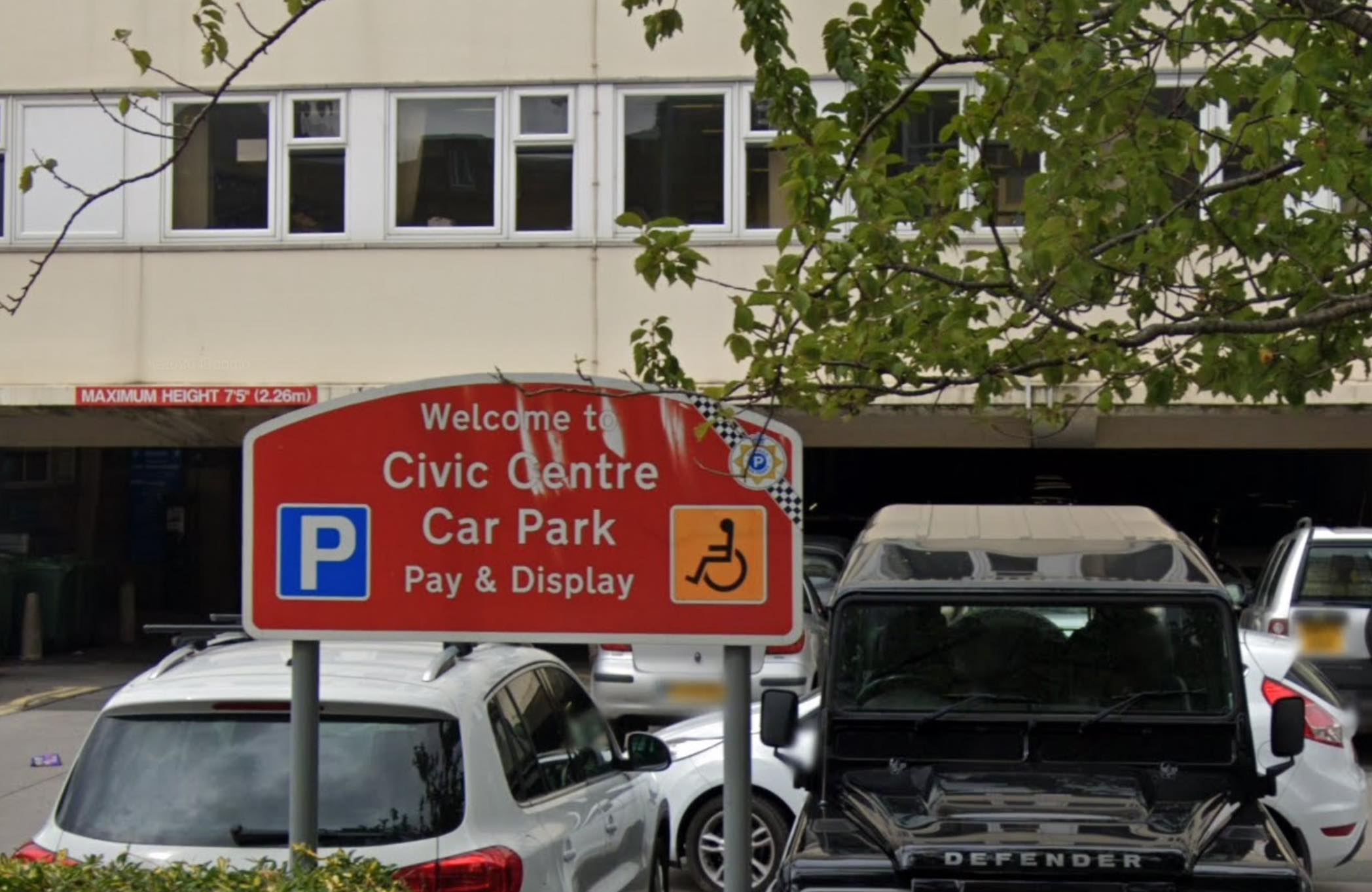 Free Parking to Return for Frontline and Key Workers in Kirklees