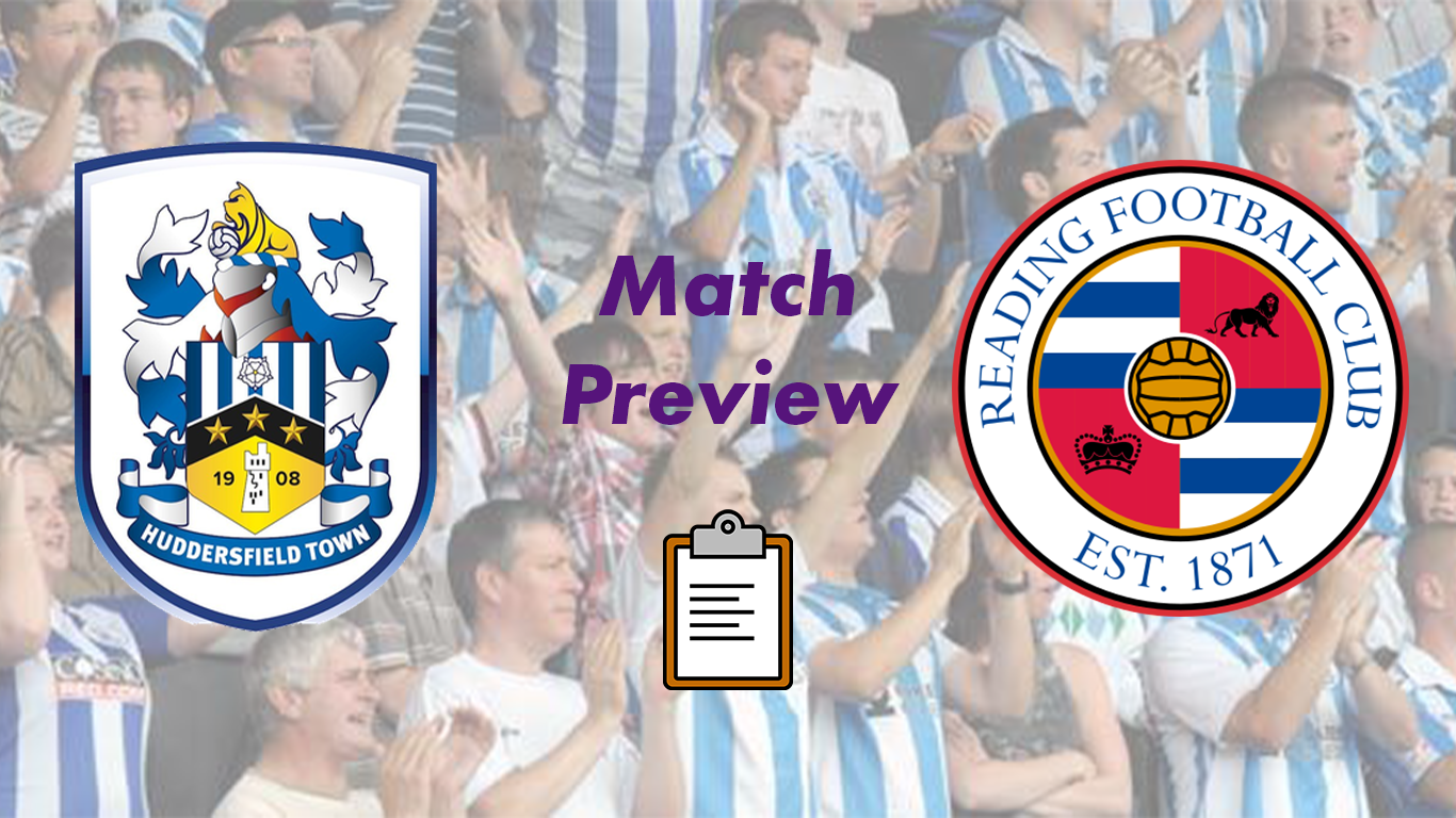 Huddersfield Town v Reading F.C. | Match Preview