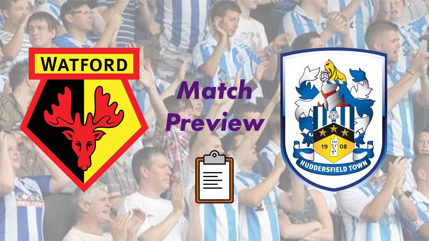 Huddersfield Town Match Preview | vs Watford FC