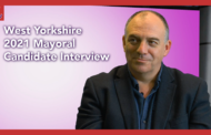 KLTV Public Eye | West Yorkshire Mayoral Candidate Interviews - Andrew Cooper, Green Party Candidate