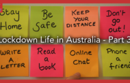 KLTV Public Eye | Looking After Your Wellbeing - Lockdown in Australia Part Three