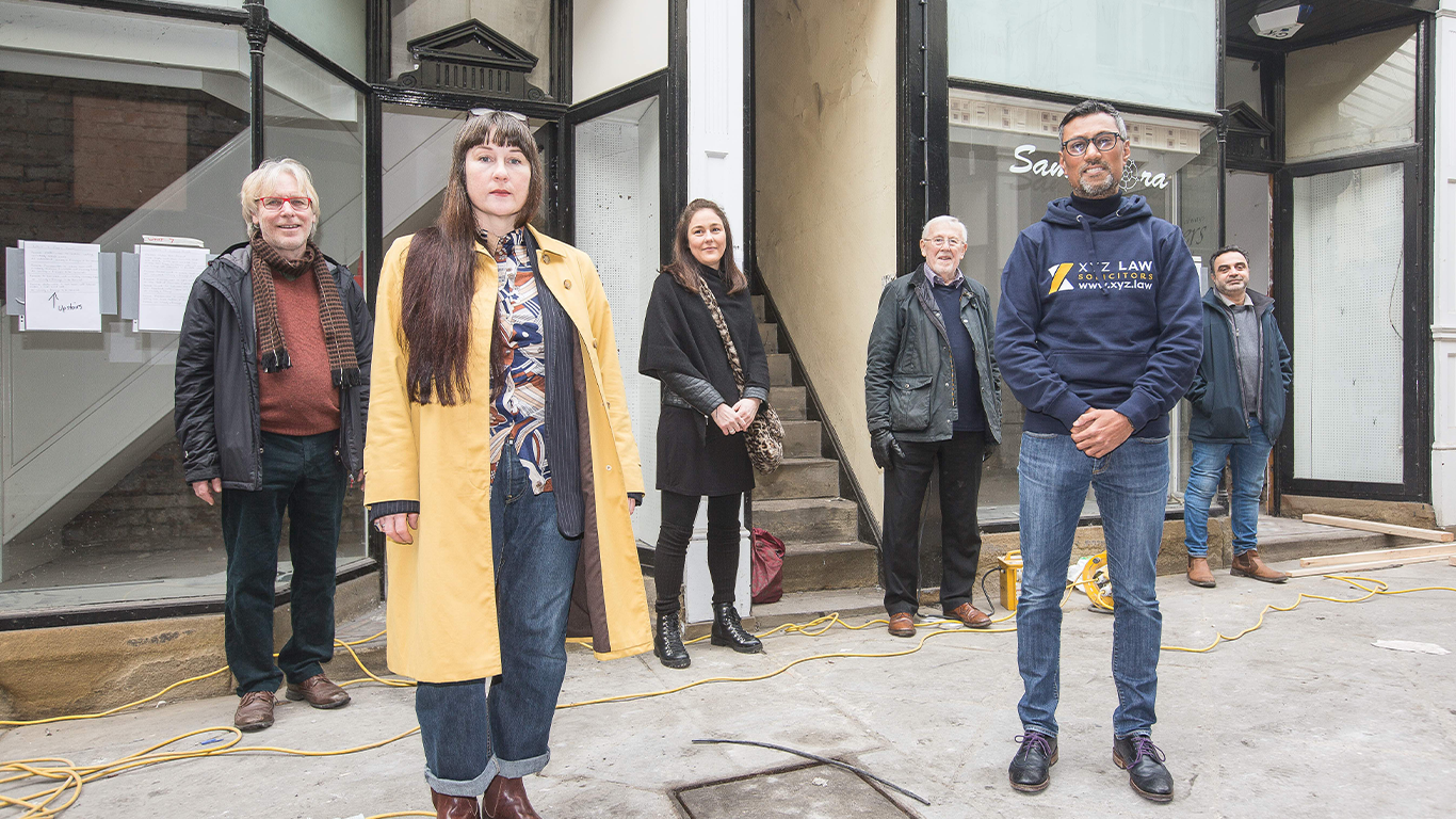 Not-for-profit Company Pitch to Take Lease on Dewsbury Shopping Arcade After £2.3m Refurbishment