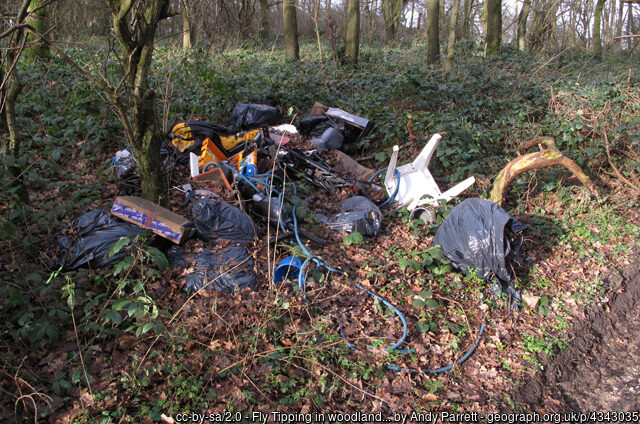Tackling Fly-Tipping Remains a Priority in Kirklees as Council Battles Offenders