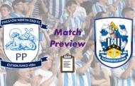 Huddersfield Town v Preston North End F.C.   Match Preview