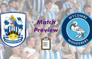 Huddersfield Town v Wycombe Wanderers F.C. | Match Preview