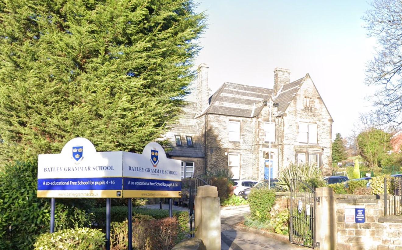Teacher at Batley Grammar School suspended over use of Prophet Muhammad 'caricatures'