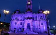 Town Halls in Kirklees to Shine Purple in Support of Anti-Racism