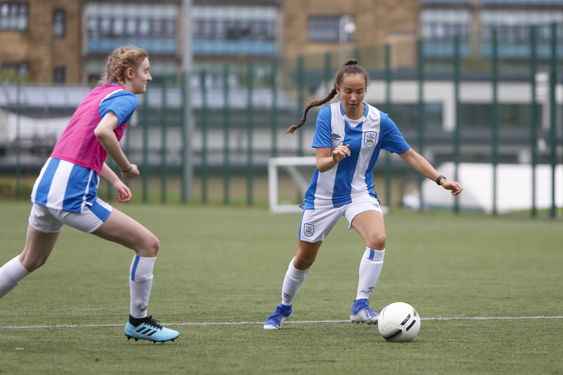 Huddersfield Town Foundation Hold Open Sessions For Women's Football Academy