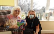 Artist Inspired to Paint Her Own 'Road to Recovery' Whilst in Care Home Rehab