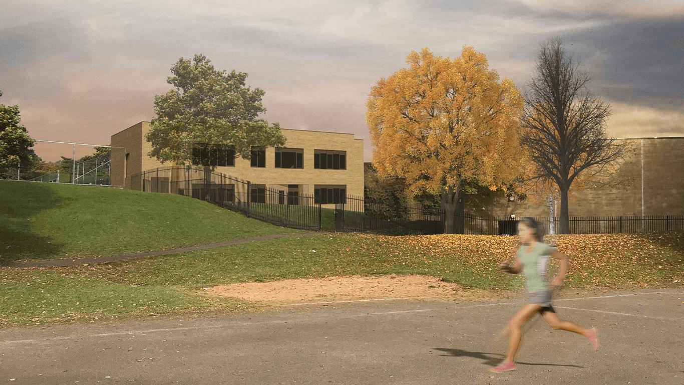 Work begins on new £5million King James's School building in Almondbury