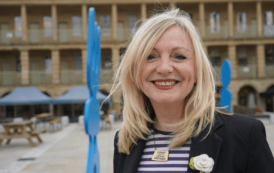 Tracy Brabin elected as the first West Yorkshire Metro Mayor