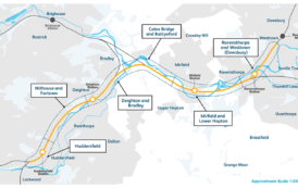 Network Rail outlines big plans to transform the Huddersfield & Dewsbury line