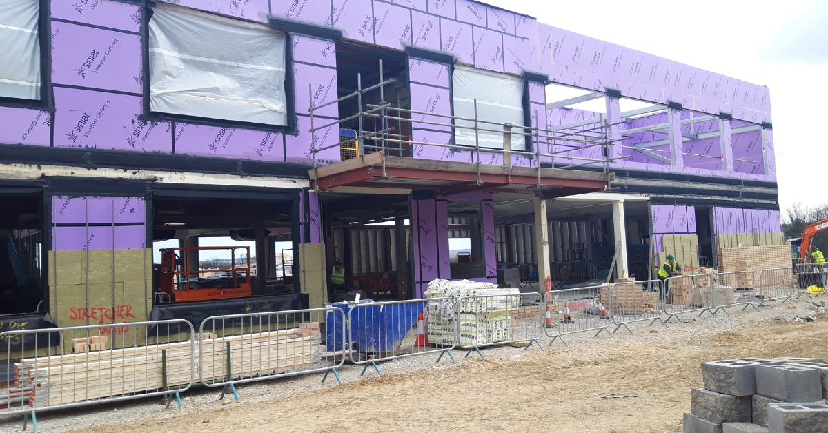 Brambles Primary Academy Set to Open a New School Building in September