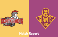 Leigh Centurions v Huddersfield Giants | Post Match Report