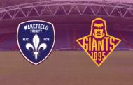 Huddersfield Giants v Wakefield Trinity | Super League Match Preview