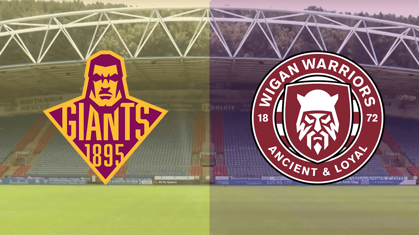 UPDATE: Huddersfield Giants v Wigan Warriors   Super League Match Preview