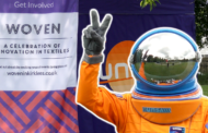 WOVEN in Kirklees Festival 2021 - Innovation in Textiles with the Unlimited Space Agency