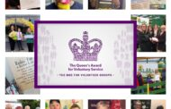 Huddersfield-based Ruddi's Retreat Receives the Queen's Award for Voluntary Service