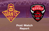 Huddersfield Giants v Salford Red Devils | Post Match Report