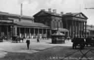 Memories of St George's Square wanted for new Huddersfield Local History Society website