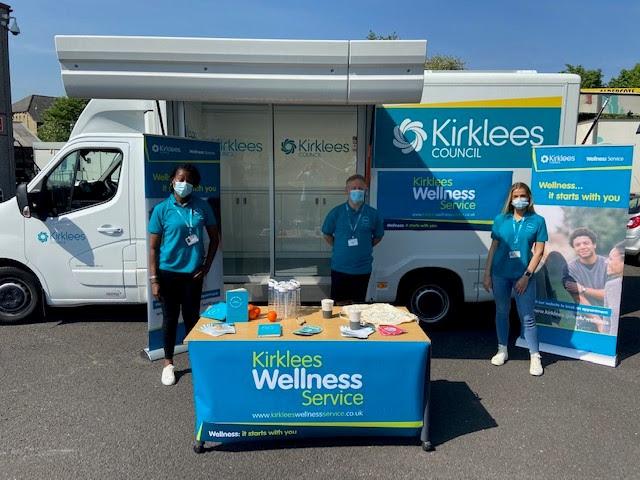 New 'Wellness on Wheels' initiative to help tackle health inequalities