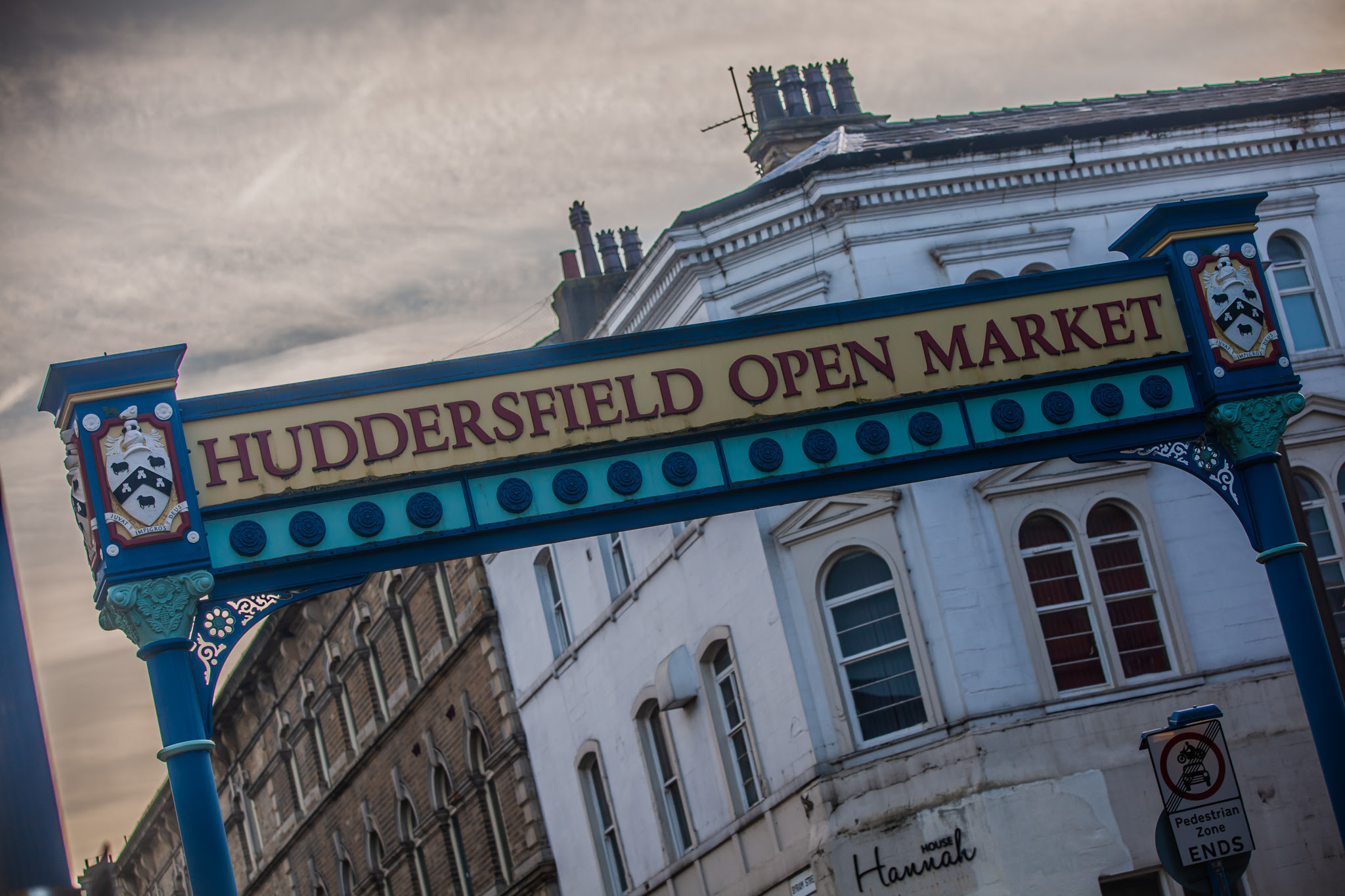 Planned improvements to Huddersfield Open Market reach new milestone
