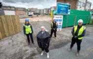 New social housing development gets started in Batley