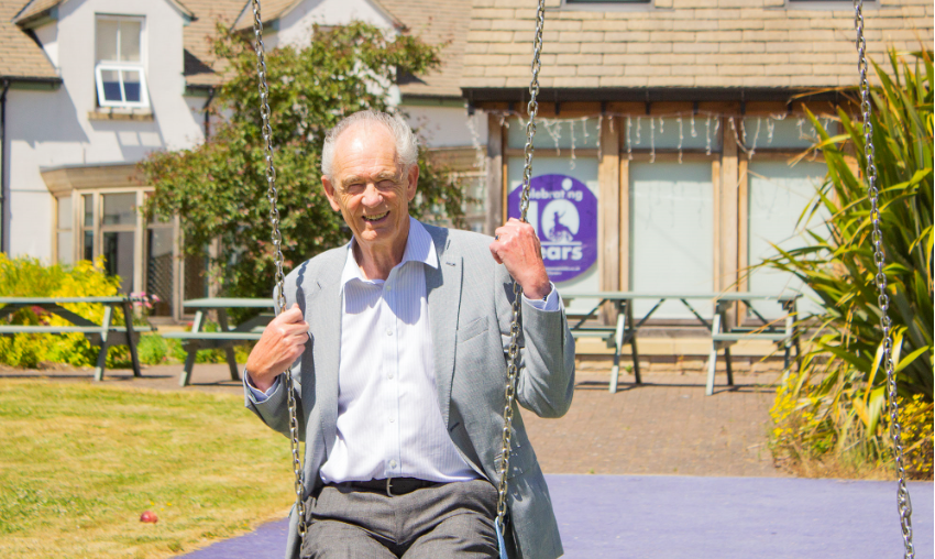 Forget Me Not children's hospice appoints Huddersfield Giants chairman, Ken Davy, as president of new corporate partner's consortium