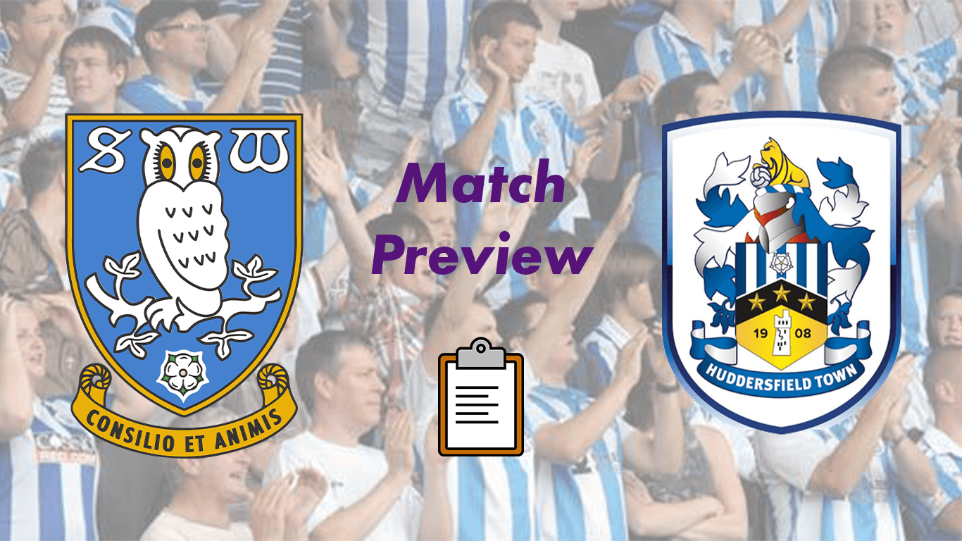 Sheffield Wednesday v Huddersfield Town   Carabao Cup Match Preview