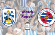 Huddersfield Town Match Report | FOUR GALORE as the Terriers run riot over the Royals