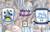 Huddersfield Town v Preston North End FC   Match Report