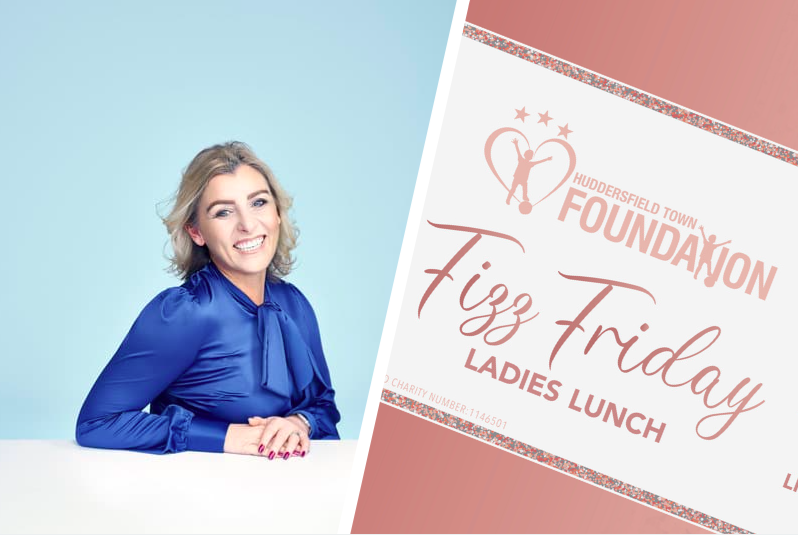 Huddersfield Town Foundation announces Ladies Lunch host